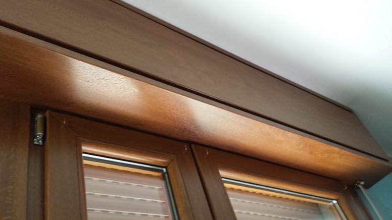 Cassonetti in pvc finiti sistema cassonetto pvc - Isolamento cassonetti finestre ...